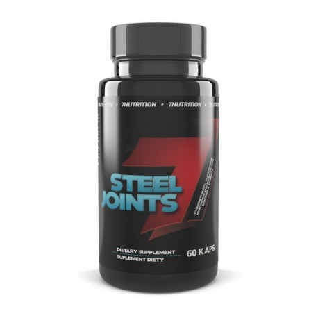 7Nutrition Steel Joints - 60kap