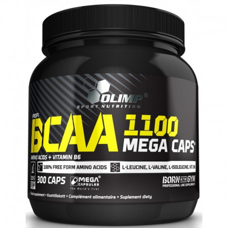 Olimp BCAA Mega Caps - 300kap