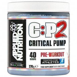 APPLIED NUTRITION C:P2 CRITICAL PUMP 270G