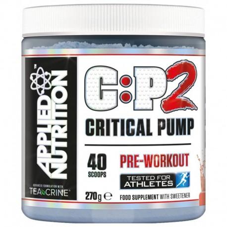 APPLIED NUTRITION C:P2 CRITICAL PUMP 270G
