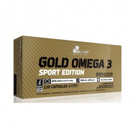 Olimp Omega Gold 3 sport edition 120kaps