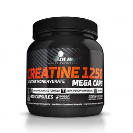 OLIMP CREATINE MONOHYDRATE POWDER - 550 G