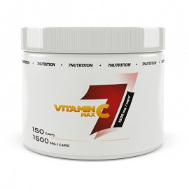 7Nutrition Vitamin C MAX 150 kaps