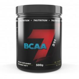 7Nutrition BCAA 100% - 500g