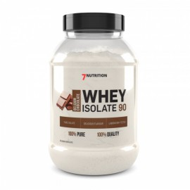7NUTRITION WHEY ISOLATE 90 2000g