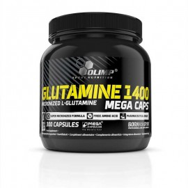 Olimp Glutamine Mega Caps 1400mg, 300 kap
