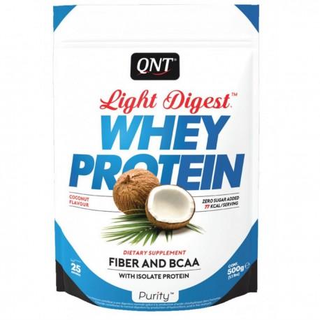 QNT - LIGHT DIGEST WHEY PROTEIN - 500 G