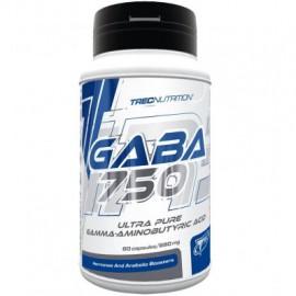 TREC GABA 750 60kaps