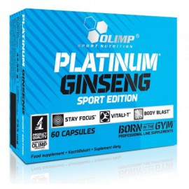 OLIMP Platinum Ginseng Sport Edition 550mg 60kaps