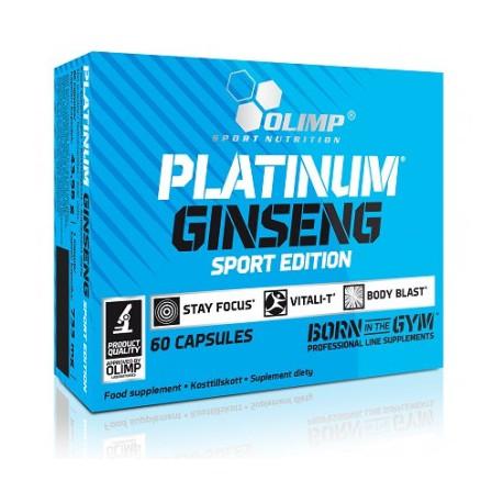 OLIMP Platinum Ginseng Sport Edition 550mg 60kaps