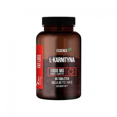 Essence Nutrition L-Carnitine - 90 tabl.