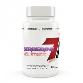 7NUTRITION Berberine HCL 60kap