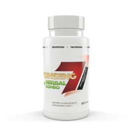 7NUTRITION GINSENG + HERBAL COMBO - 60 KAPS.